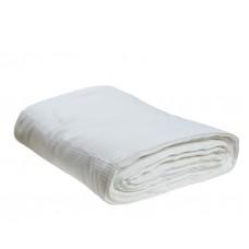 Вафельное полотенце (полотно) в рулонах оптом в Москве