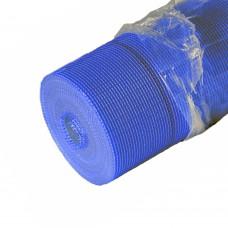 Сетка синяя фасадная 5*5