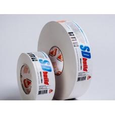 Лента бумажная углоформирующая флизелиновая 50мм х 153м (12 шт.в коробке)