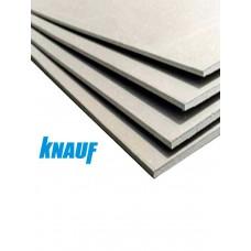 Гипсокартонный лист стандарт ГКЛ 2500х1200х12,5 мм Кнауф (Knauf)