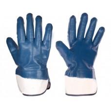 Перчатки маслобензостойкие с нитриловым покрытием в Москве оптом и в розницу