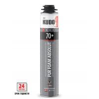 Кудо 70+ / KUDO 70+ PROFF пена монтажная полиуретановая профессиональная летняя