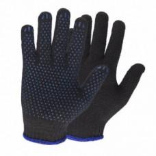 перчатки зимние утепленные черные
