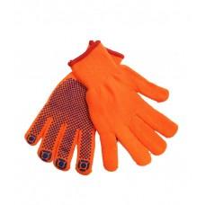Перчатки хлопчатобумажные зимние