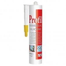 Герметик силиконовый Соудал Profil универсальный белый 280 мл