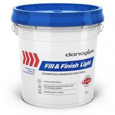 Шпатлевка Danogips Sheetrock Fill&Finish Light 17 л