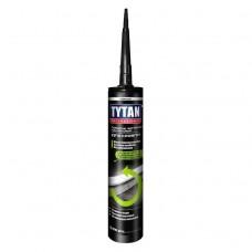 Герметик кровельный битумно-каучуковый Tytan Professional черный 310 мл