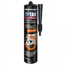 Герметик каучуковый Tytan Professional для кровли черный 310 мл