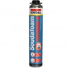 Пена монтажная Soudal Soudafoam Professional 60 пистолетная летняя 750 мл